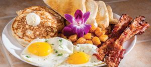 Outer Banks restaurant specials - Argyles Brunch