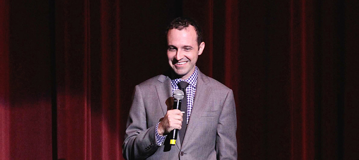Outer Banks events - Stand-up Comedy
