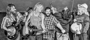 Outer Banks live music - Bonzer Shack - Blurky's Quirky Friends