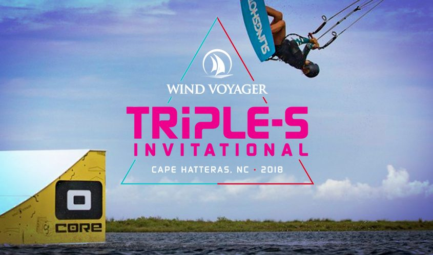 Outer Banks events - kiteboarding - Cape Hatteras Triple-S Invitational