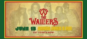 Outer Banks live music - The Wailers - OB Brewing Station