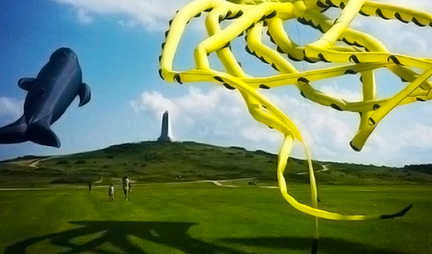 Outer Banks Events - Wright Kite Festival - Wright Brothers Memorial
