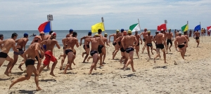 Outer Banks events - lifeguard competition
