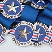 Outer Banks events - 5K race - 4th of July