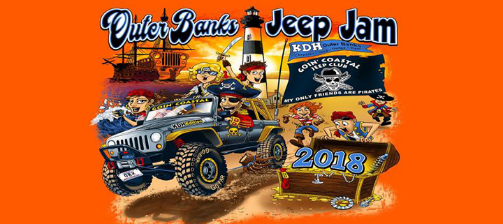 Outer Banks events - Jeep car show