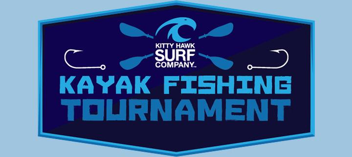 Outer Banks events - kayak fishing tournament