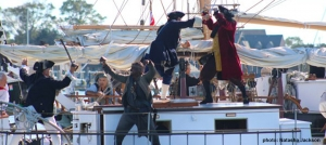 Outer Banks events - Blackbeard's Pirate Jamboree - Ocracoke