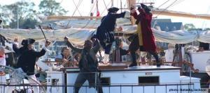 Outer Banks events - Blackbeard's Pirate Jamboree - Ocracoke