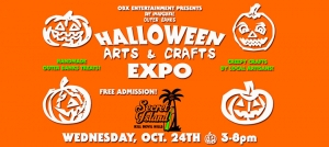Outer Banks events - Halloween Arts and Crafts Expo