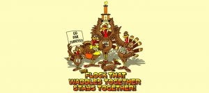 Outer Banks events - Thanksgiving 5k race - OBX GoFar Turkey Trot