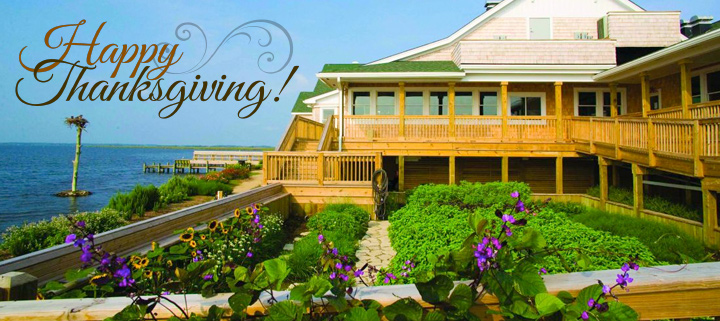Outer Banks events - Basnights Lone Cedar Thanksgiving Buffet