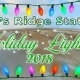 Outer Banks events - Jockey's Ridge State Park Holiday Lights