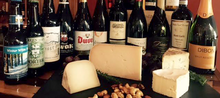 Outer Banks events - HarvestFest - TRiO wine cheese tasting