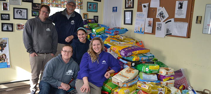 Outer Banks SPCA events - Pet Supply Drive - NC Aquarium