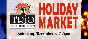 Outer Banks events - TRiO Holiday Market - arts crafts home decor