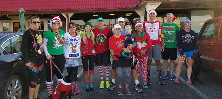 Outer Banks 5K races - Ugly Sweater Run