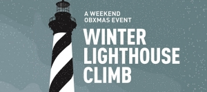 Outer Banks events - Cape Hatteras Lighthouse Winter Climb