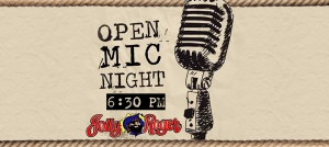 Outer Banks events - open mic night - karaoke - Jolly Rogers OBX