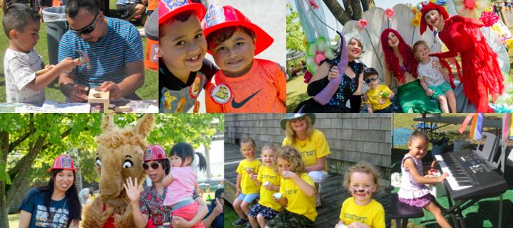 Outer Banks events - KidsFest - Roanoke Island Festival Park
