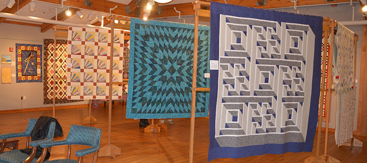 Outer Banks events - Quilt Show - Roanoke Island Festival Park