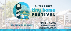Outer Banks Events - Tiny Home Festival - Soundside Event Site