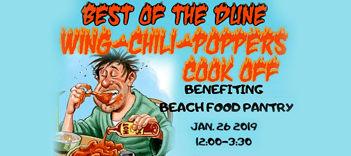 Outer Banks events - Wings Chili Poppers Cook Off