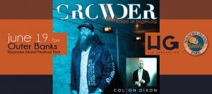 Outer Banks events - HisGen concert - Crowder - Colton Dixon - Roanoke Island Festival Park