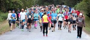 Outer Banks races - Blackbeard's Revenge 100 Mile run