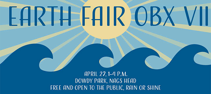 Outer Banks events - Earth Fair - environmental - Dowdy Park - NC Coastal Federation