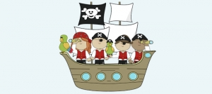 Outer Banks camps - pirates - STEAM