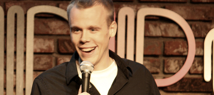 Outer Banks events - Andrew Rivers - comedian - Comedy Club