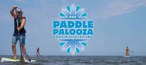 Outer Banks events - Paddle Palooza - paddleboard race