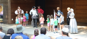 Outer Banks events - Duck - Childrens Interactive Theater