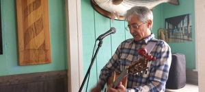 Outer Banks live music - Steve Hauser - Avalon Pier