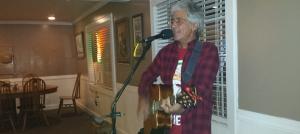 Outer Banks live music - Steve Hauser - BJs Carolina Cafe