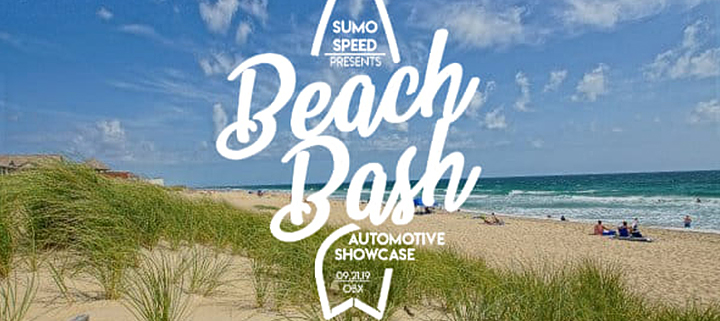 Outer Banks car show - Sumospeed Beach Bash - Soundside Event Site