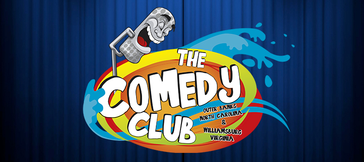 Outer Banks events - stand up comedy - Comfort Inn KDH Comedy Club