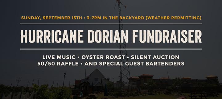 Outer Banks - Hurricane Dorian Fundraiser - Ocracoke - Hatteras Island