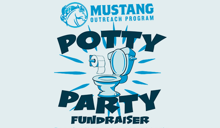 Outer Banks events - Mustang Outreach Program Potty Party Fundraiser - Roadside - Duck